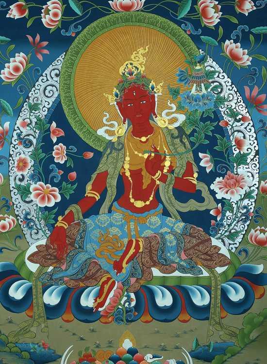 Bhutanese Thangkas
