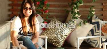 A glimpse into Mahima Chaudhry's Terrace garden