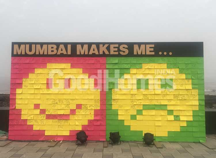 Mumbai Makes Me...Smile?Frown?