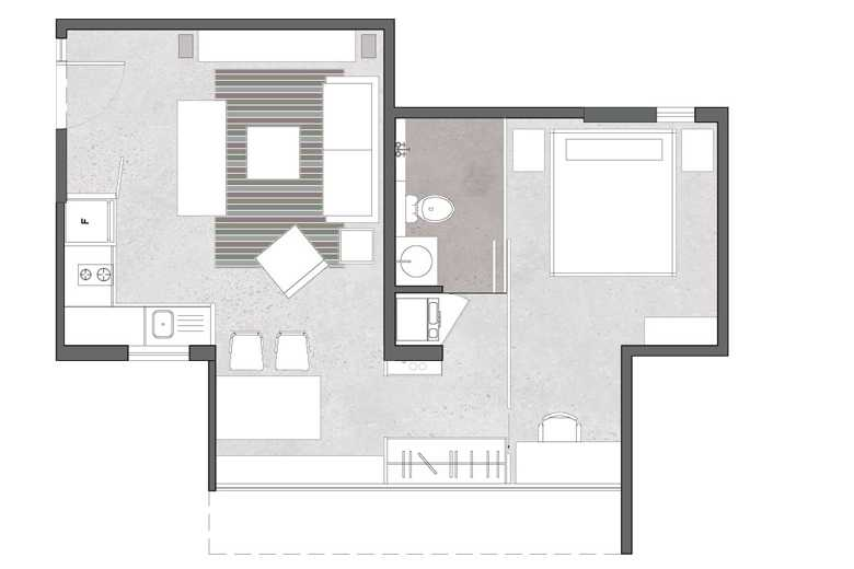 floorplan, layout
