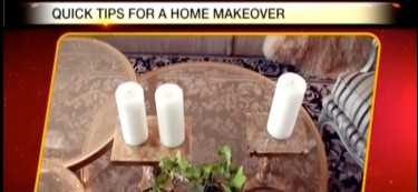 Easy Tips for an Instant Decor Makeover
