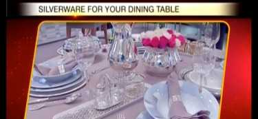 Learn the Art of Setting Up an Elegant Table with Exquisite Silverware