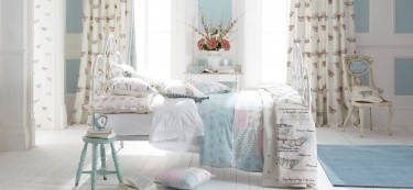 Five tips for a light and airy bedroom