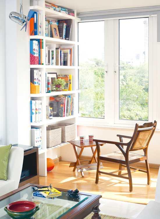 Cozy study Corner