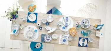 Turn an ordinary Dining table into something extraordinary