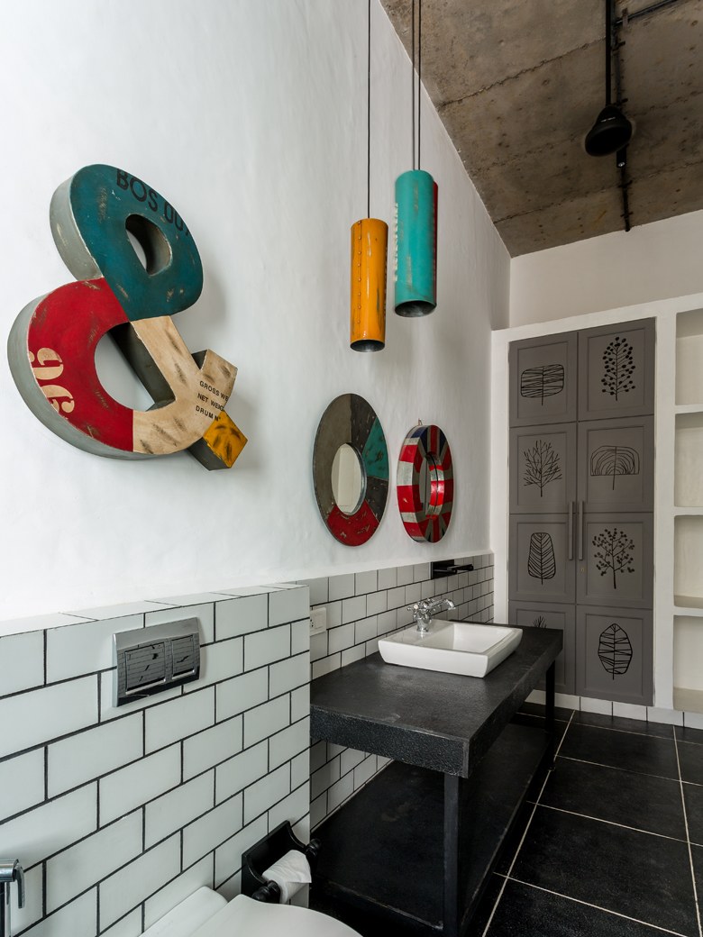 alphabet bathroom