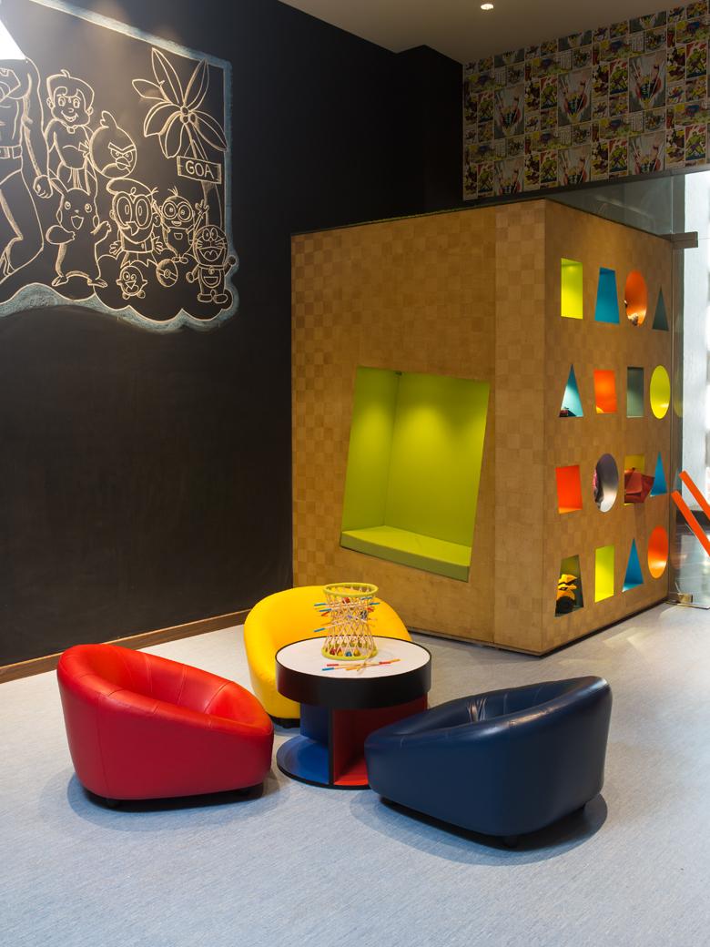 interactive cube