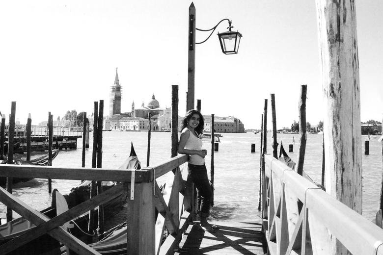 Nishita Thakurdas in Venice
