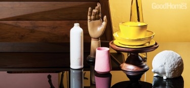 Style your home with primrose yellow and pink