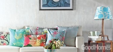 Ways to work with Pastels in your Home