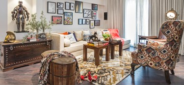 Actor Kushal Tandon's Home Reflects His Eclectic Sense of Style