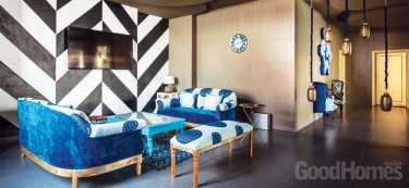 An Awe-inspiring Jaipur Home Designed by Shantanu Garg