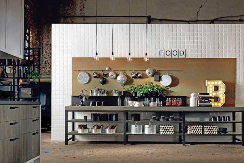 add an interesting backsplash in your kitchen