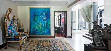 Fashion Designer Ritu Beri's New Delhi Home Feels Like a Palatial Retreat