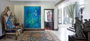 Fashion Designer Ritu Beri's New Delhi Home Feels Like a Palatial Retreat