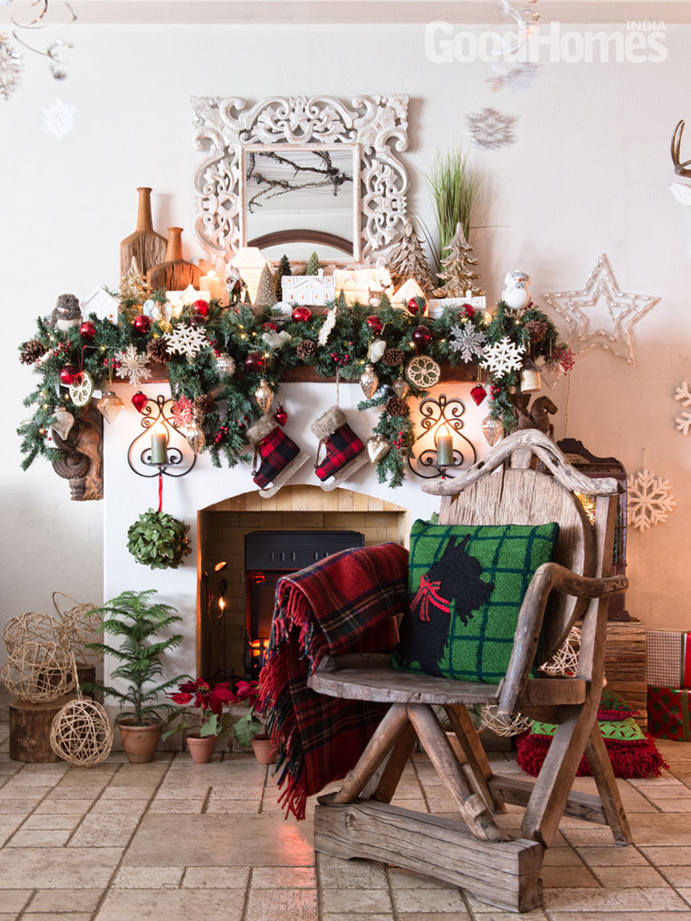 An Evergreen Christmas.An Evergreen Christmas Goodhomes India