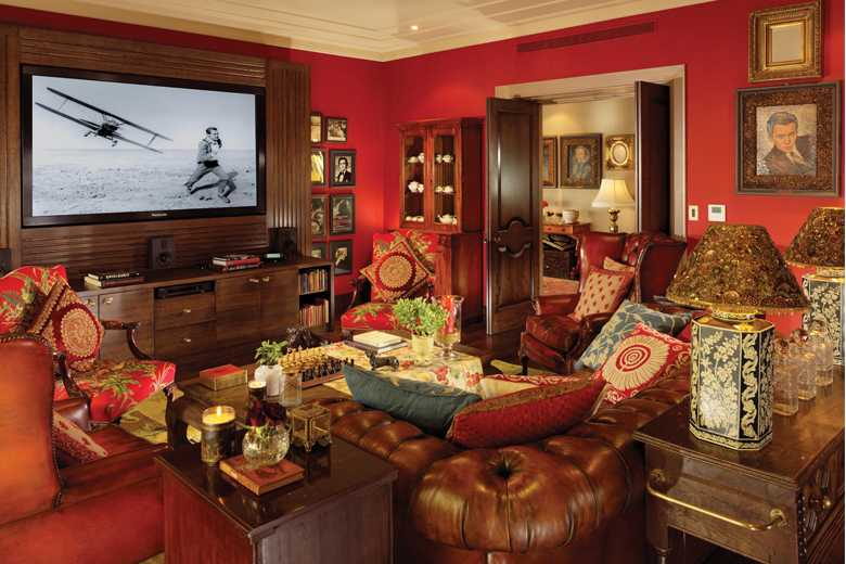 Living room by Sabyasachi