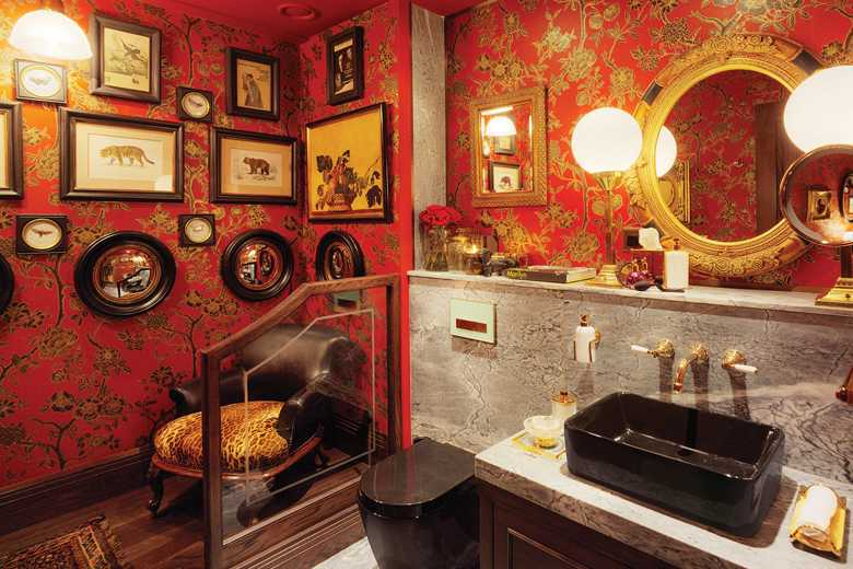 Powder Room by Sabyasachi