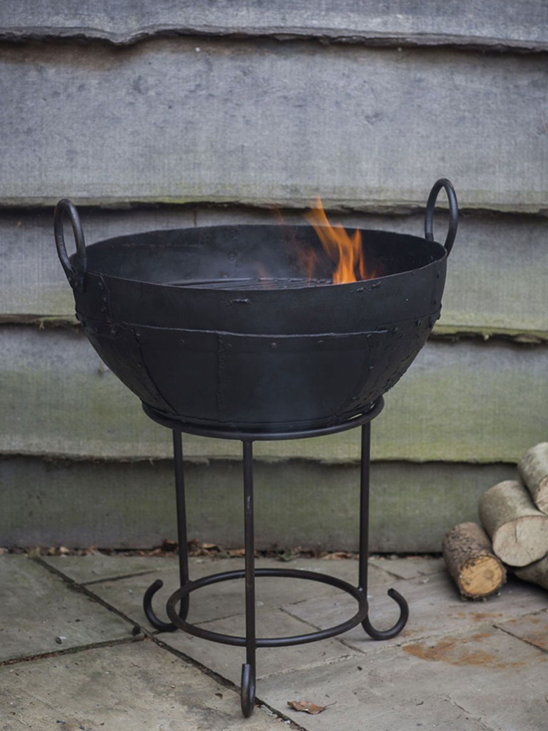 cast iron barbeque