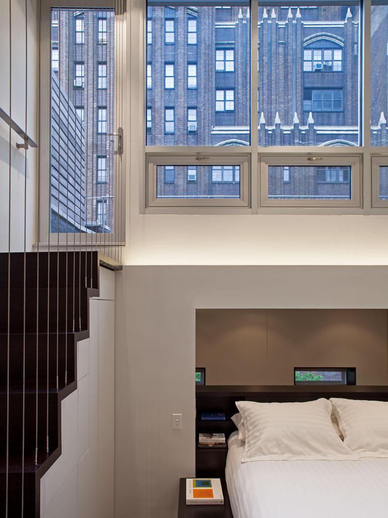 Double-height Bedroom