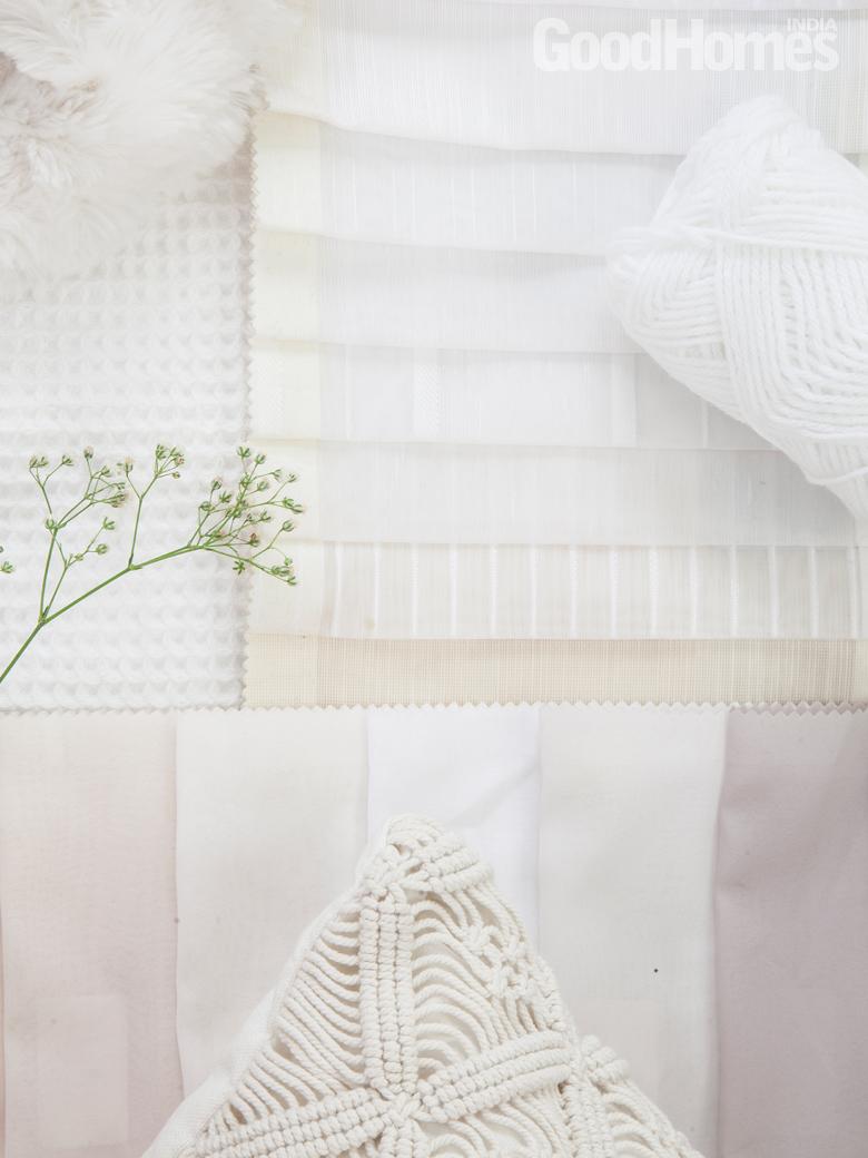 All White Upholstery