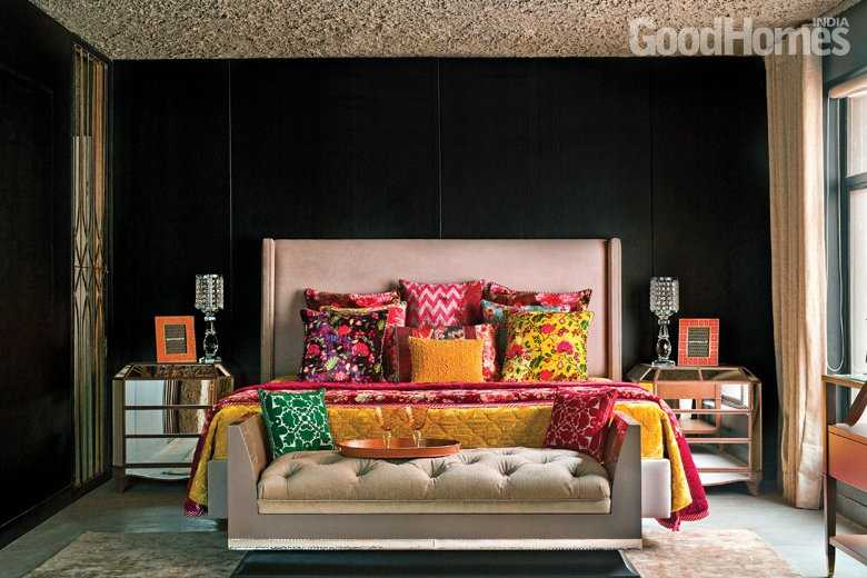 10 stylish bedroom decorating ideas goodhomes india - Interior design for bedroom in india ...
