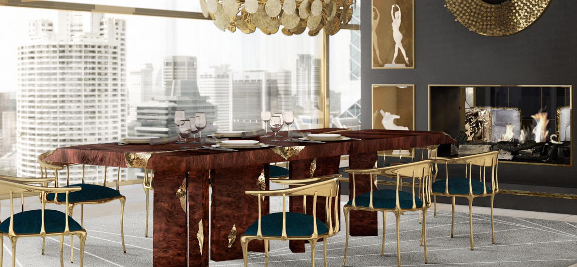 Exciting Dining Table Styles, Pick Your Favourite