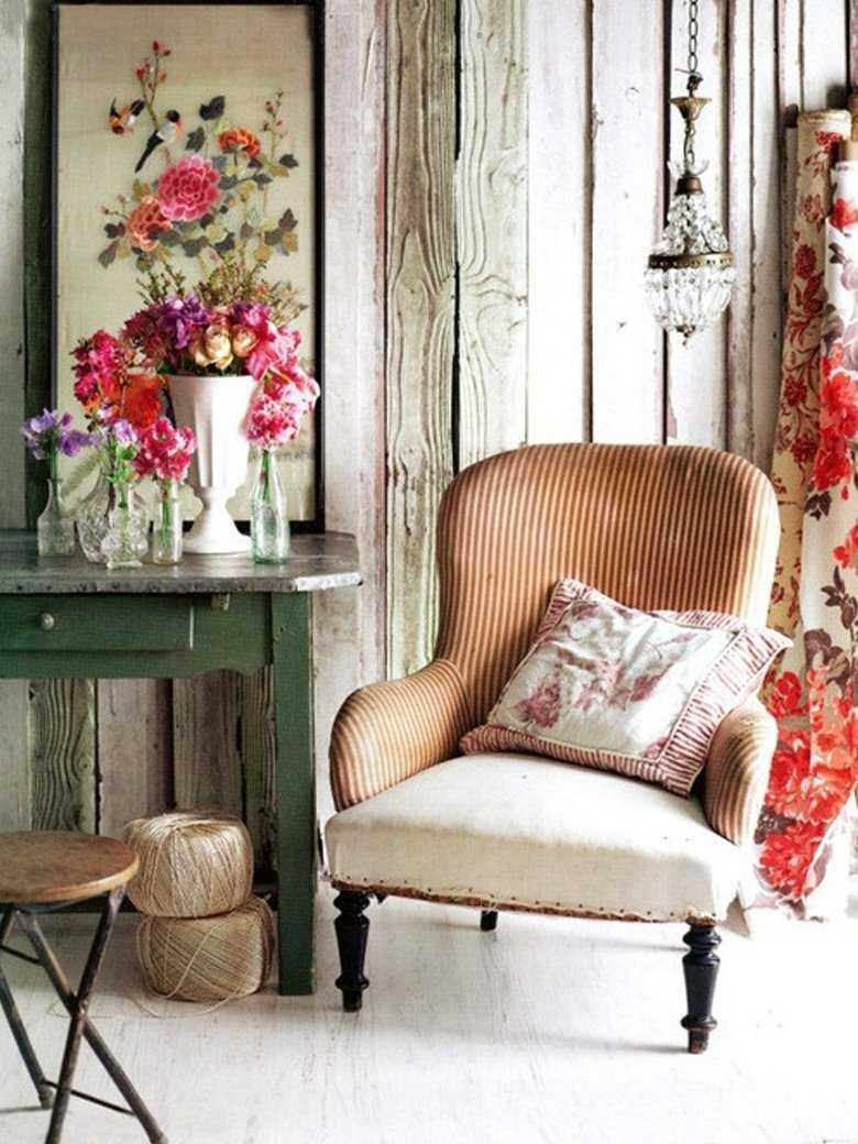 Vintage chair design