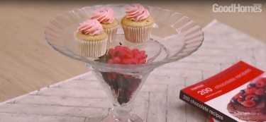 DIY: The Martini Glass Cake Stand