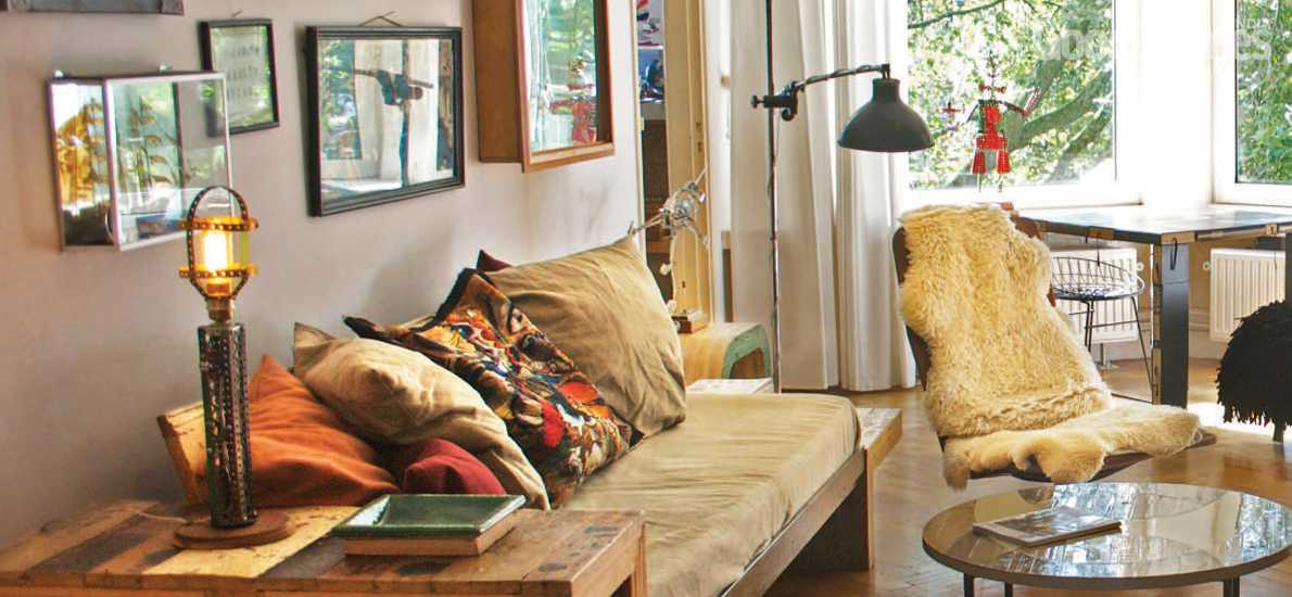 Art And Style Come Together In Perfect Sync In This Netherland Home Goodhomes India