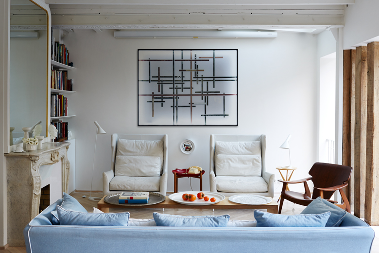 The Living room of Phillipe