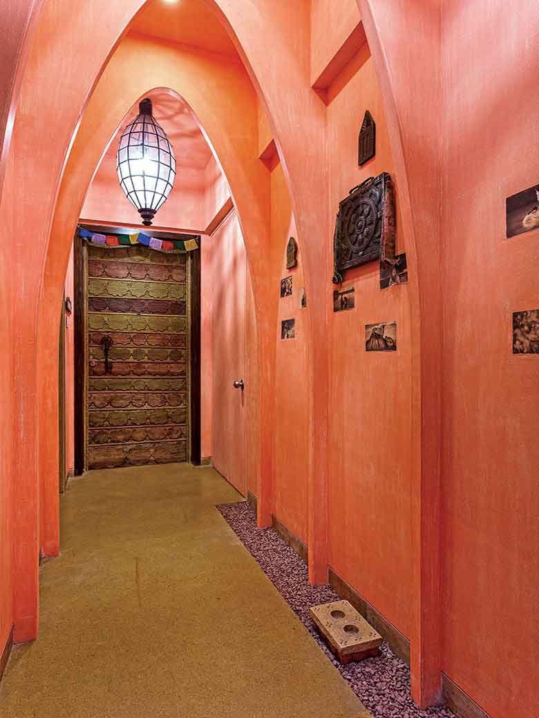 Home designed by Shabnam Gupta
