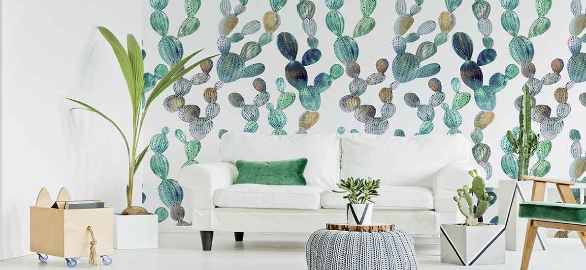Cool Wall Coverings: Wallpaper Design Ideas for Home