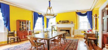 The Colour Revolution: Sasha Bikoff Designs a Charming Space