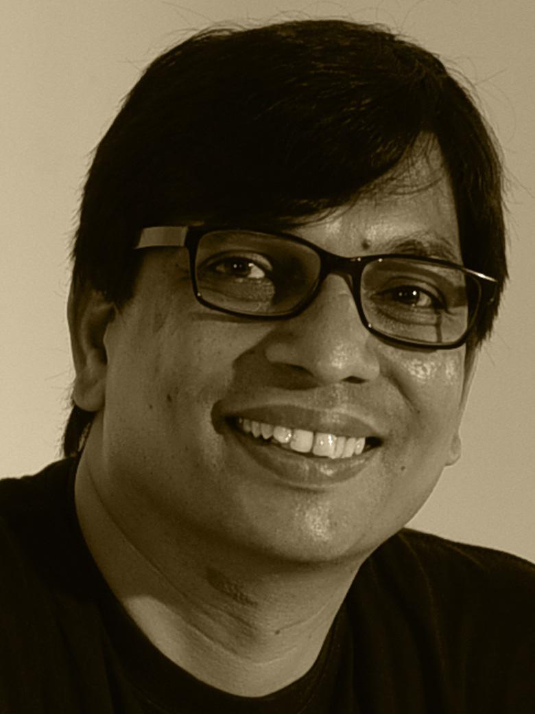 Ravi Kashi portrait
