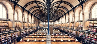 Freeze Frame: Libraries of the World