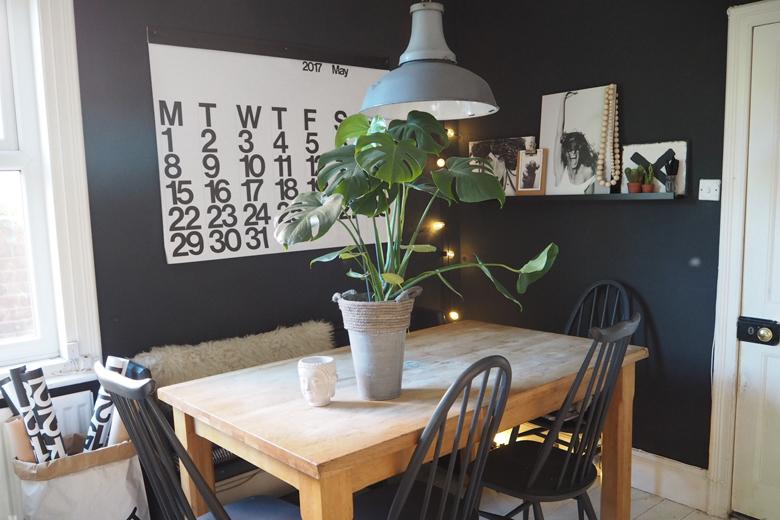 Dining Room of Interior stylist Kerry Lockwood