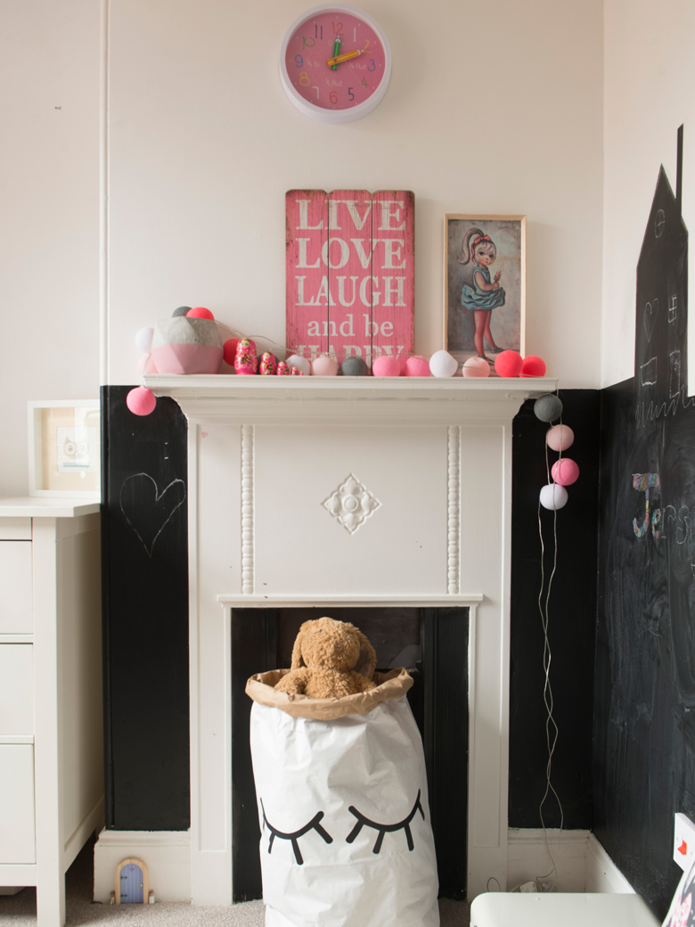 Childrens bedroom by Kerry Lockwood