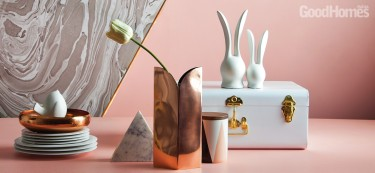 Trend Alert: Marble, Copper and Blush