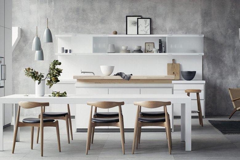 Minimalist Charm Kitchen Design Ideas