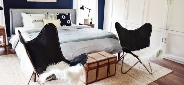 The challenge: Six ways to get a brand new bedroom