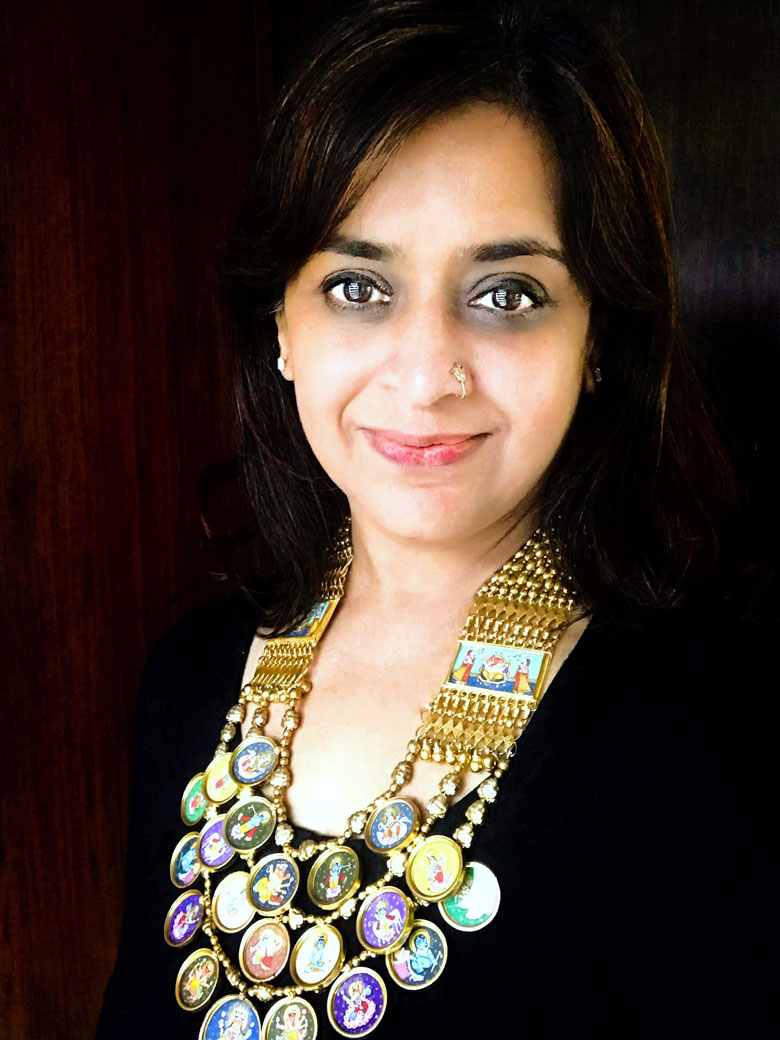 Architect Dipa Desai