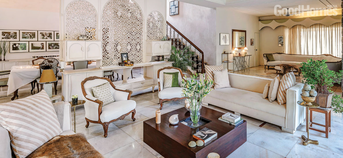Author Siddharth Dhanvant Shanghvi takes us on an exclusive tour of his family home