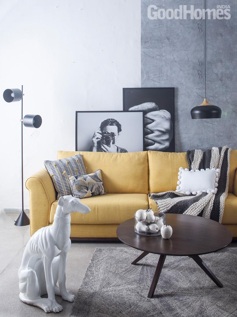 Winter-Summer Living Room
