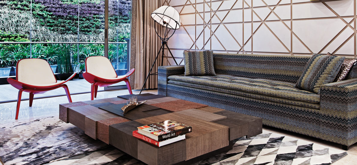 FADD Studio creates an eclectic, in-vogue and super stylish space