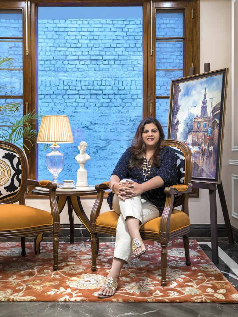 Interior Designer Pooja Gupta