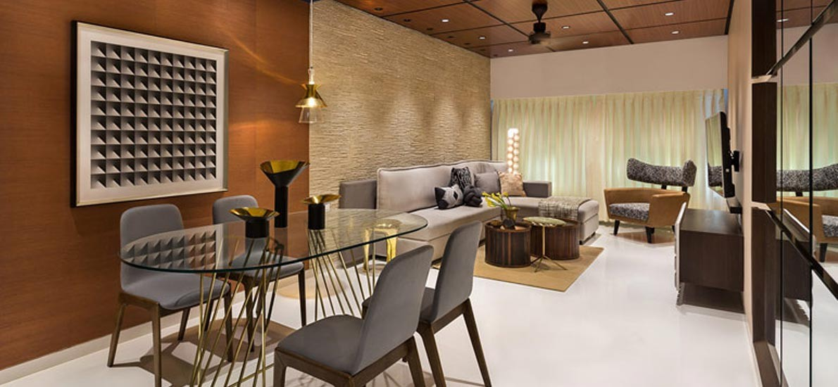 Comfort and luxury combine in this Mumbai home
