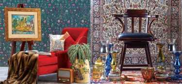 Ideas for a Kashmir inspired home