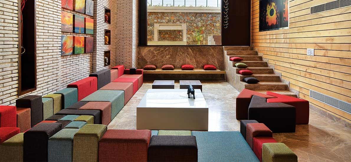 4 ways to make a bold decor statement