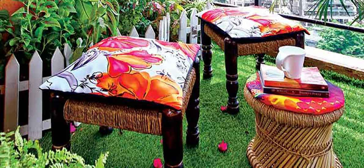 A Makeover for your Balcony!